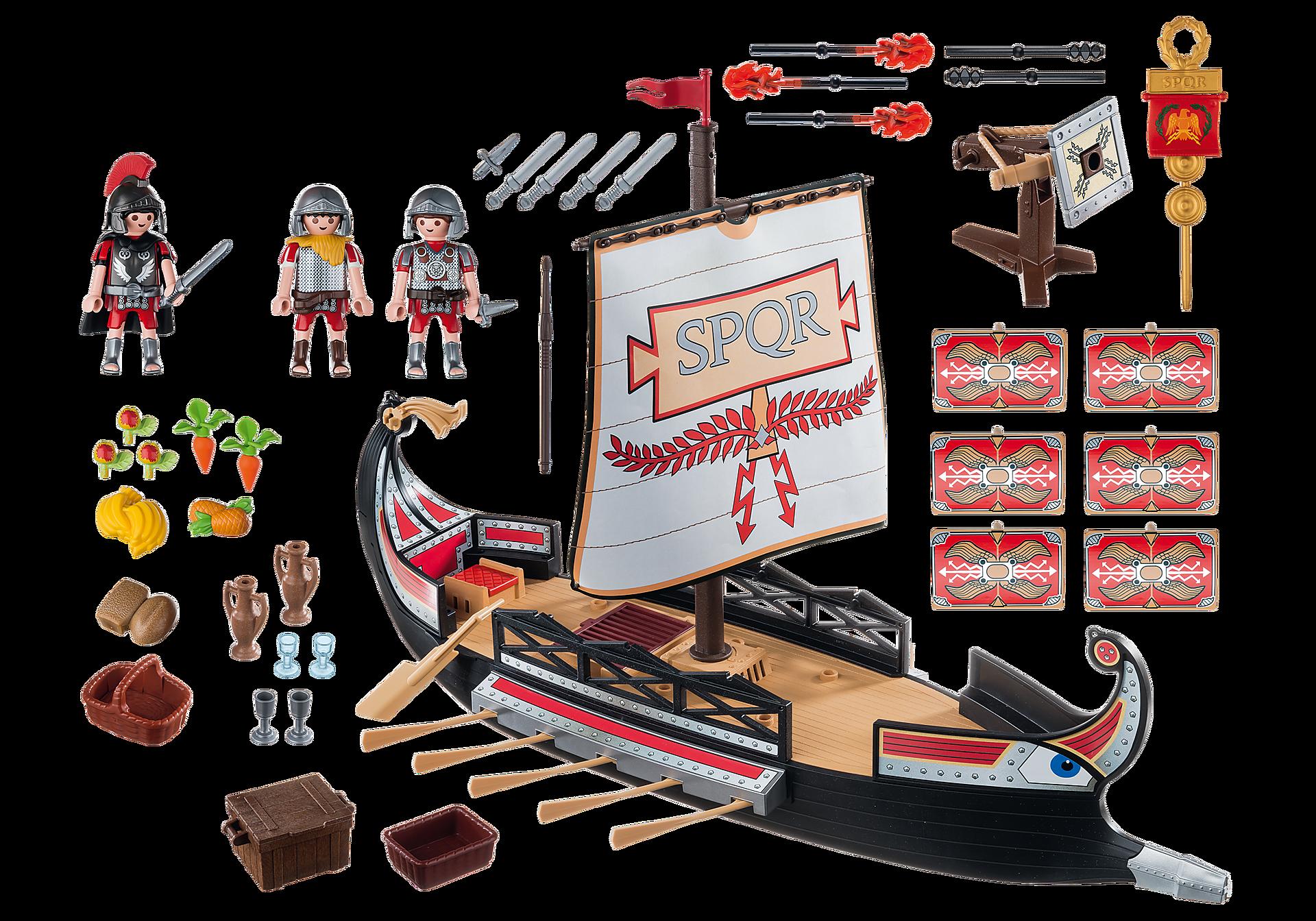 http://media.playmobil.com/i/playmobil/5390_product_box_back/Romerskt krigsfartyg