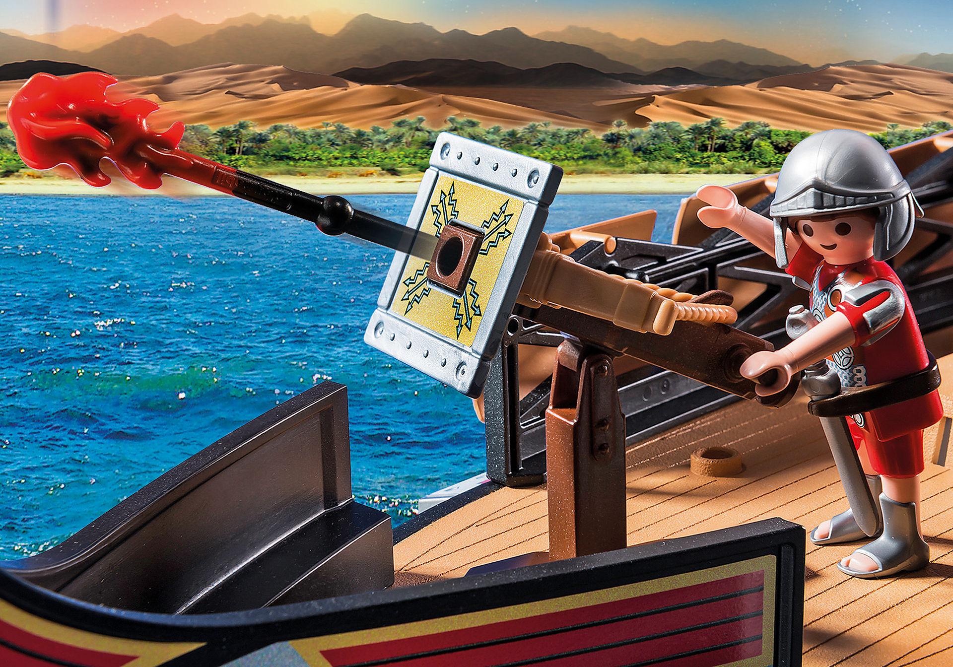5390 Римляне и Египтяне: Корабль Римских воинов zoom image6