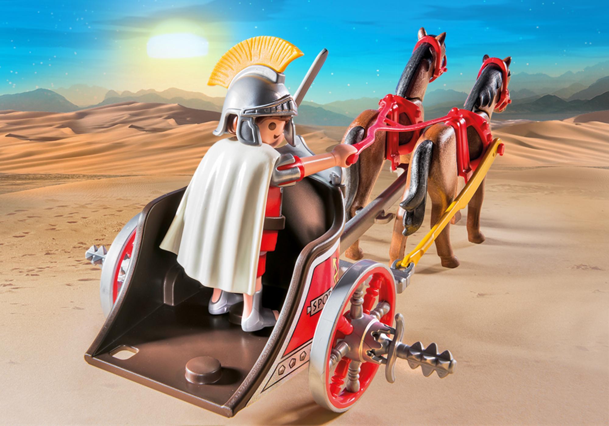 http://media.playmobil.com/i/playmobil/5391_product_extra1/Римляне и Египтяне: Римская Колесница