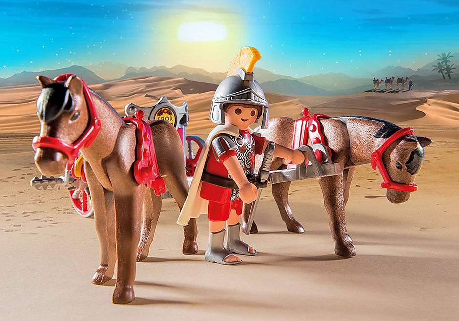 http://media.playmobil.com/i/playmobil/5391_product_extra2/Римляне и Египтяне: Римская Колесница