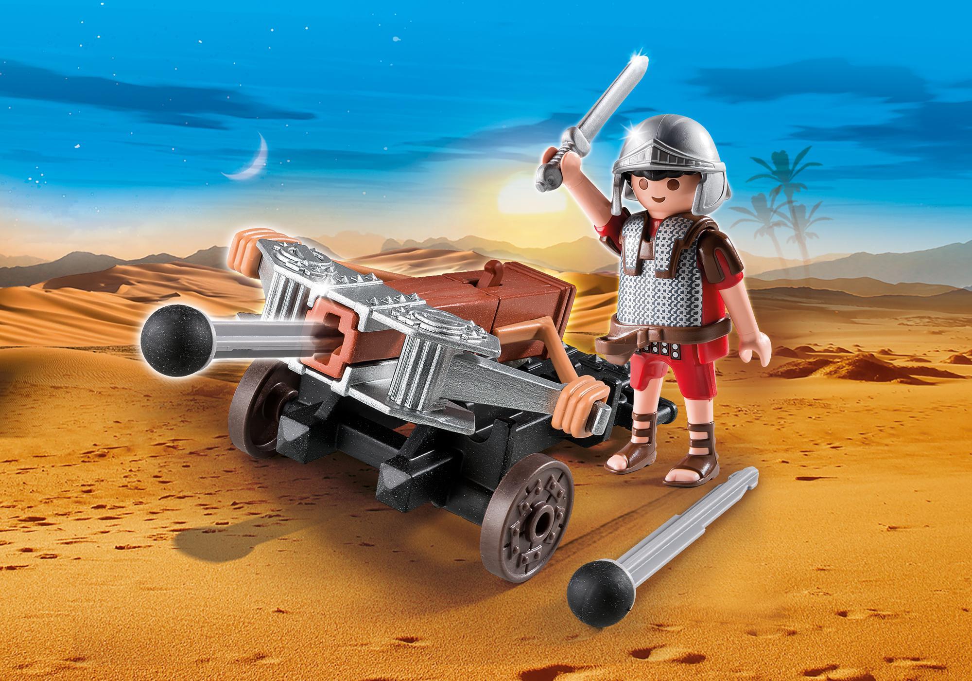 5392_product_detail/Римляне и Египтяне: Легионер с Баллистой