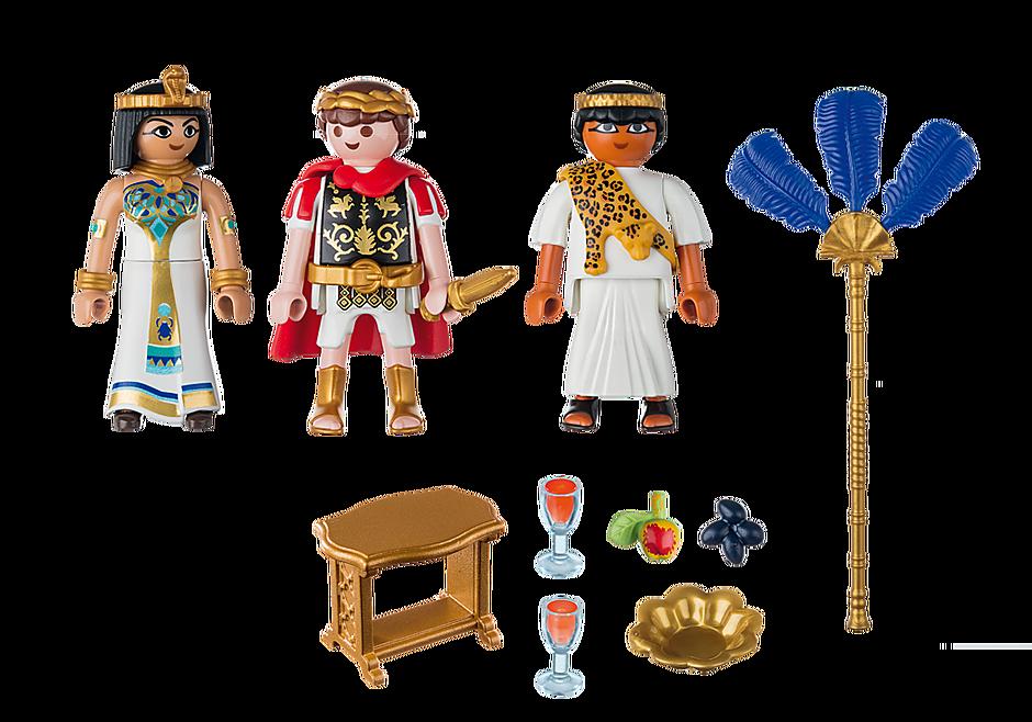 5394 Cäsar & Kleopatra detail image 4