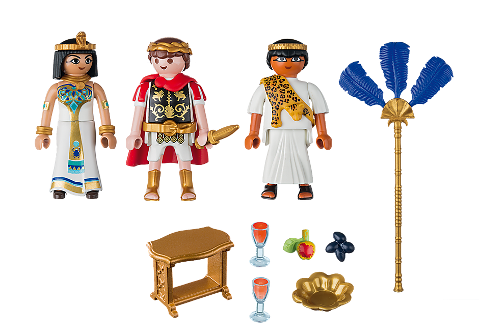 5394 César e Cleópatra detail image 4