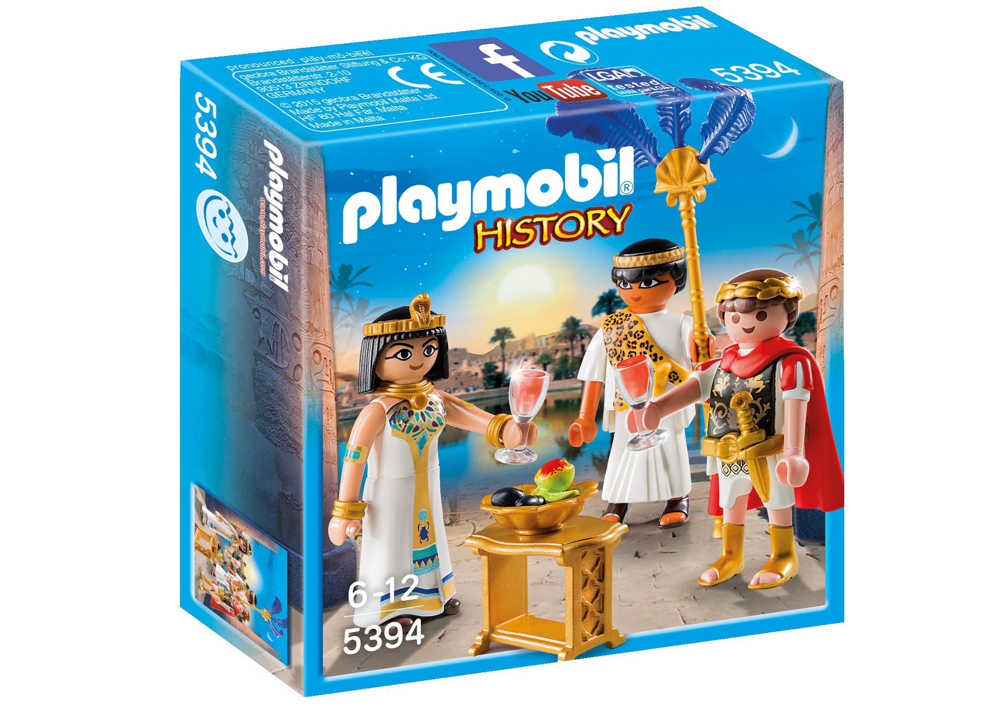 http://media.playmobil.com/i/playmobil/5394_product_box_front/Римляне и Египтяне: Цезарь и Клеопатра