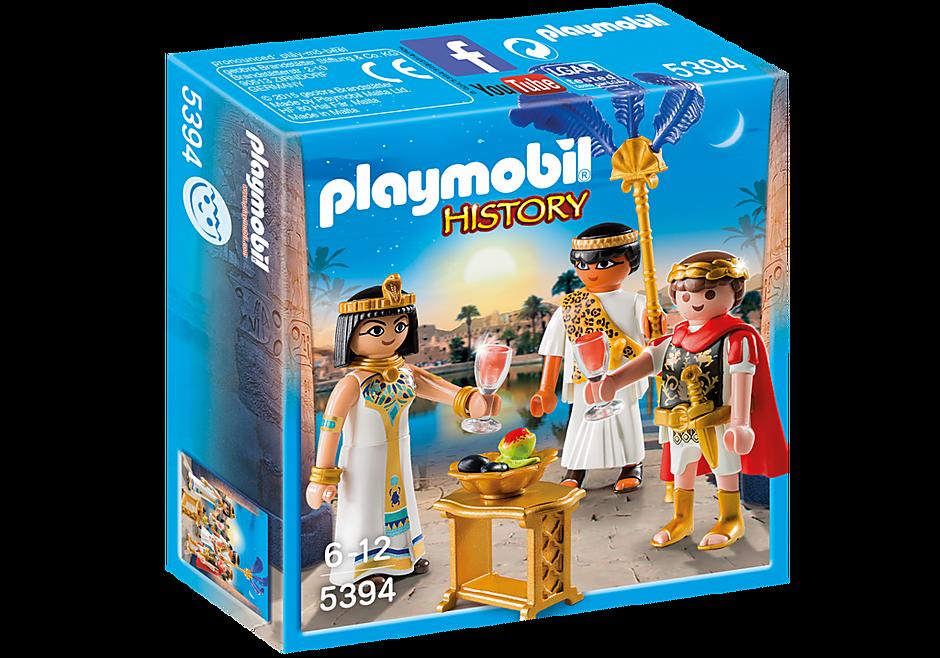 5394 César e Cleópatra detail image 3