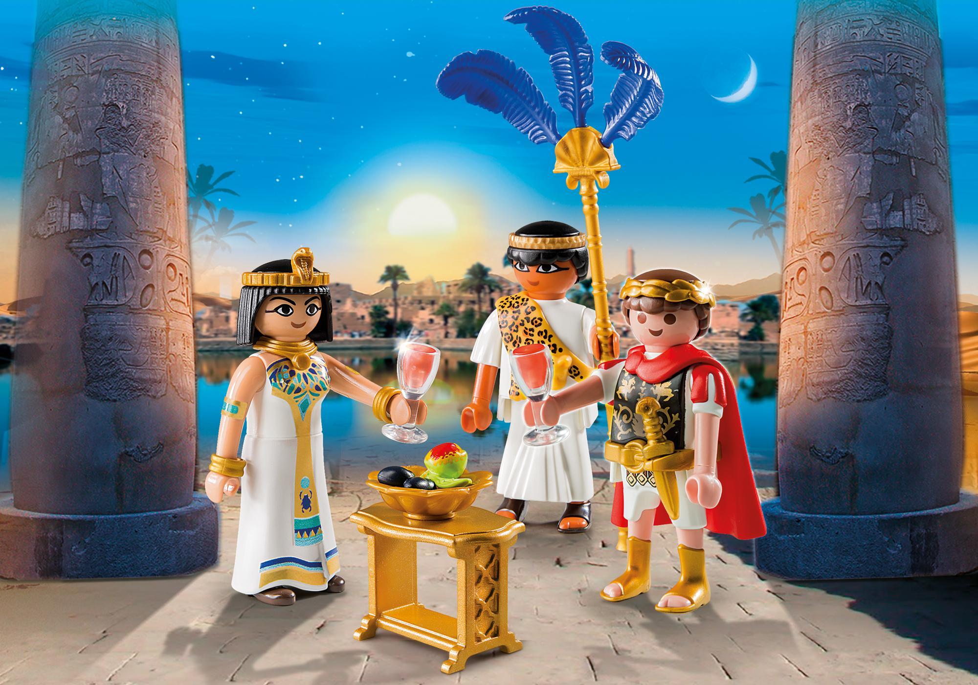 5394_product_detail/Римляне и Египтяне: Цезарь и Клеопатра