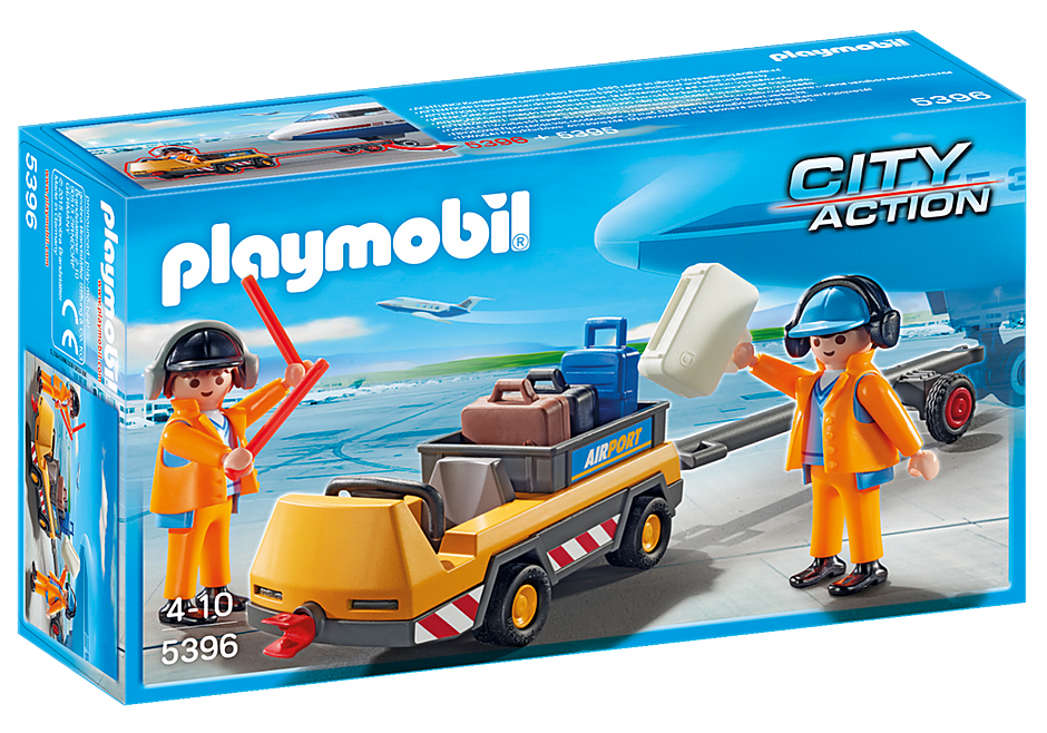 http://media.playmobil.com/i/playmobil/5396_product_box_front/Agents avec tracteur à bagages