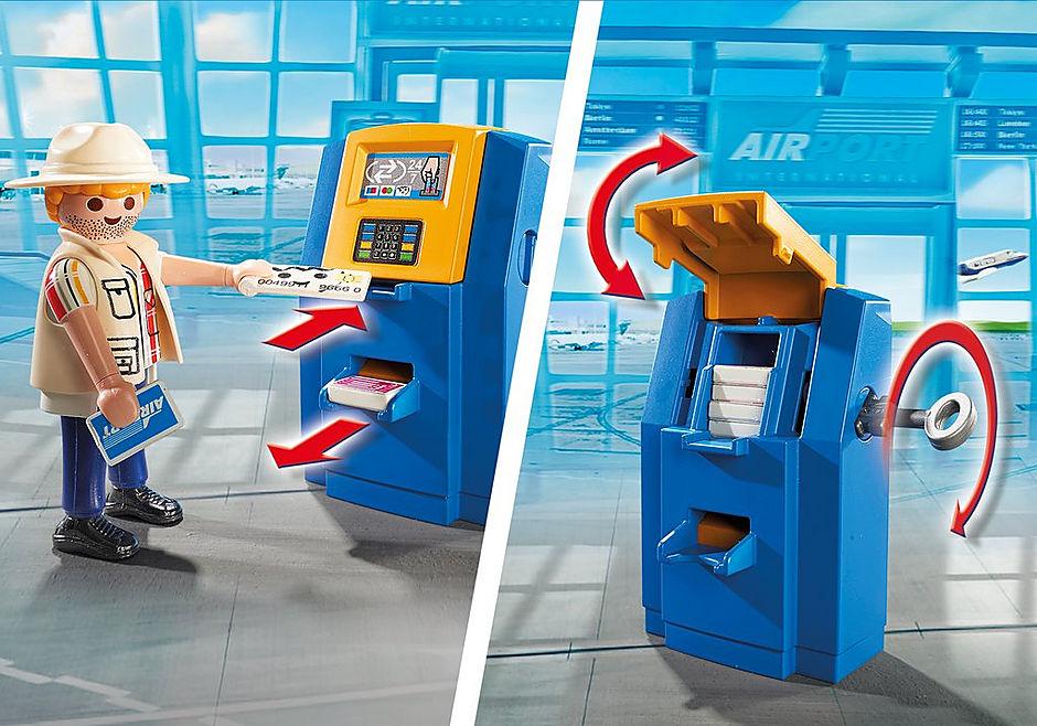 http://media.playmobil.com/i/playmobil/5399_product_extra1/Famille de vacanciers et borne d'enregistrement