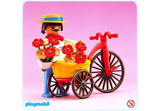 5400-A_product_detail/Radfahrer/Blumen