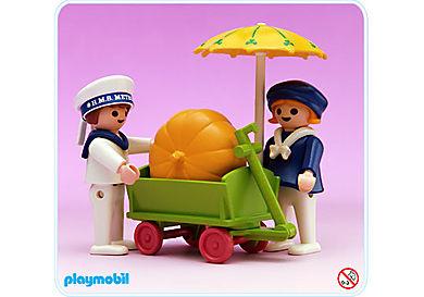 5402-A Kinder/Handwagen