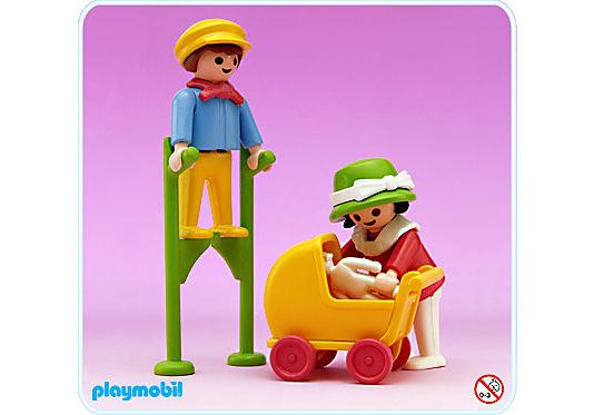 5403-A Kinder/Puppenwagen detail image 1