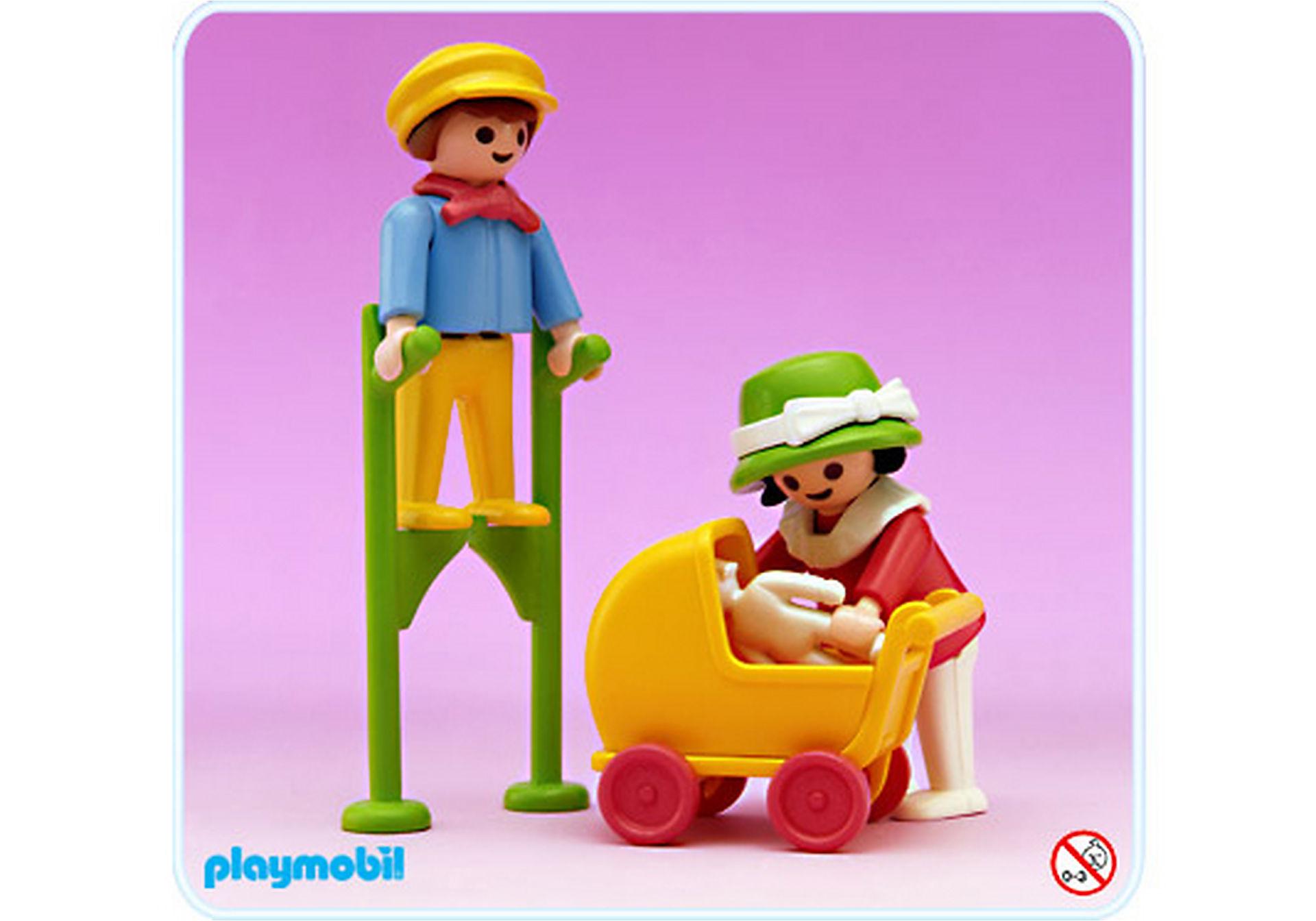 5403-A Kinder/Puppenwagen zoom image1