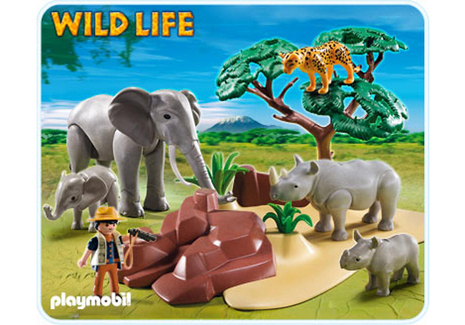 5417-A Afrikanische Savannentiere zoom image1