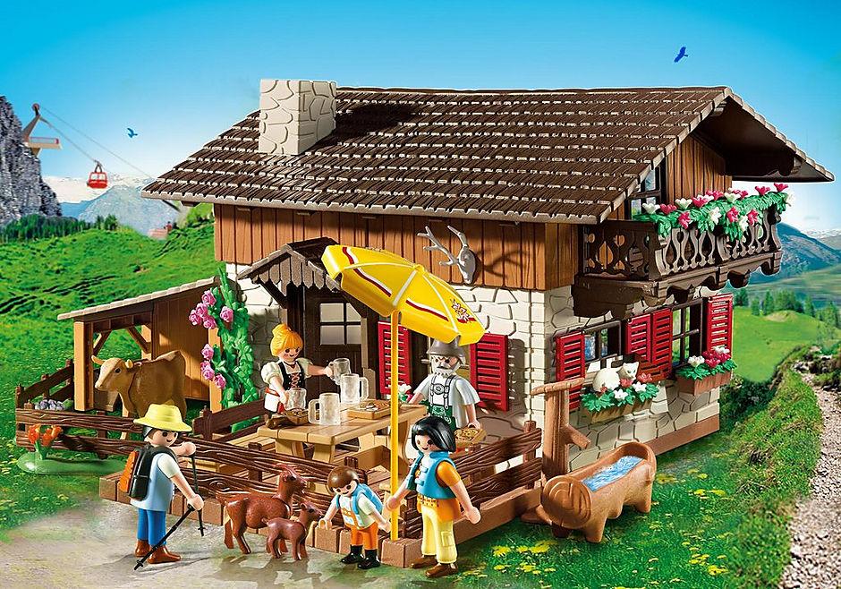 5422 Berghut detail image 1