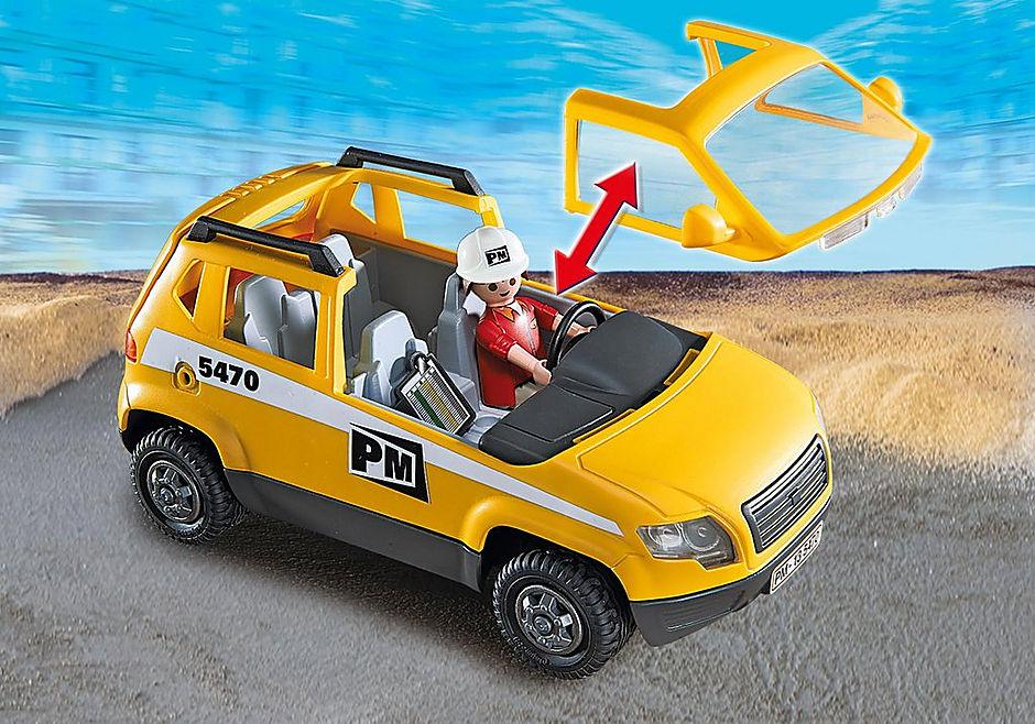 5470 Bauleiterfahrzeug detail image 4