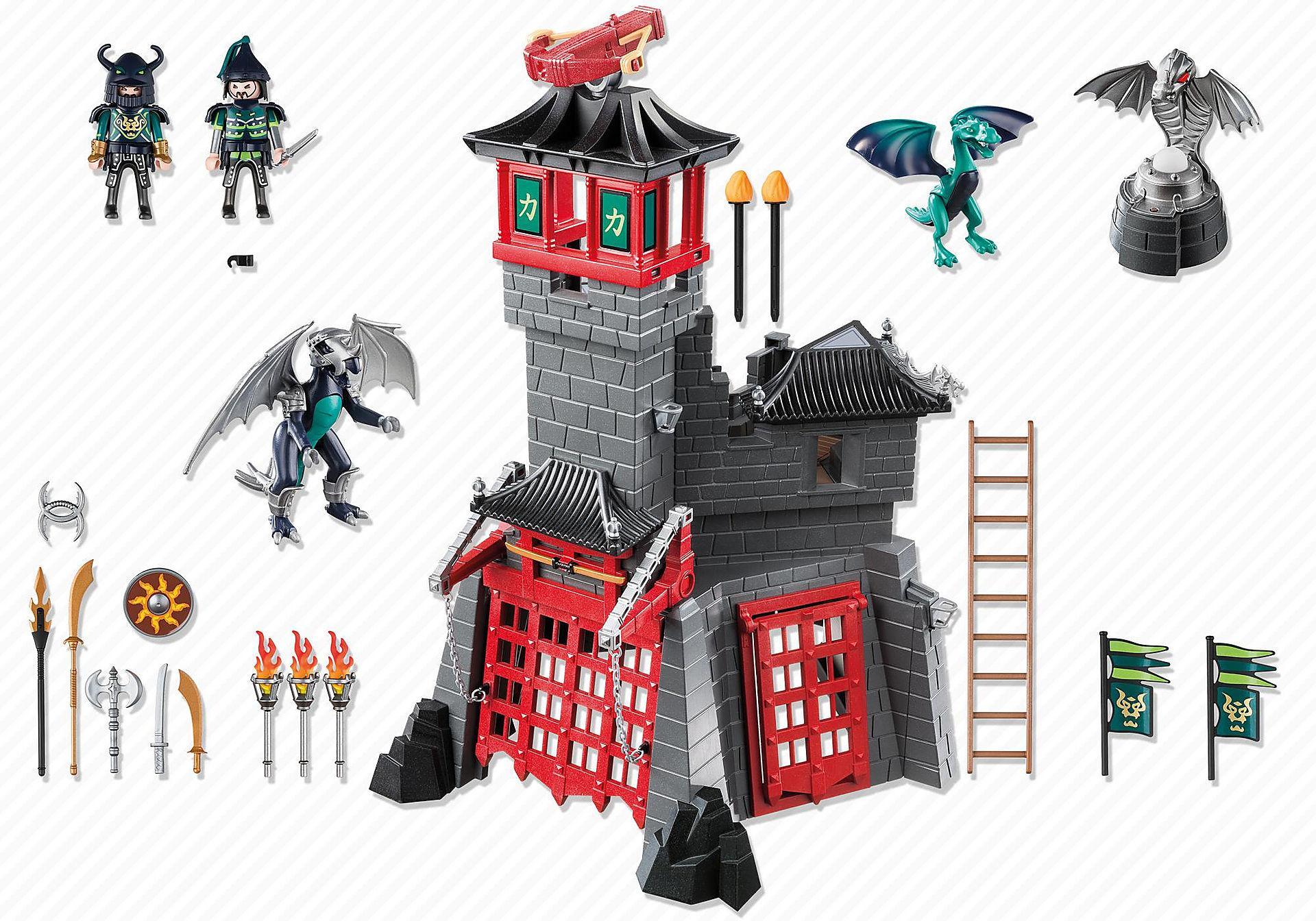http://media.playmobil.com/i/playmobil/5480_product_box_back/Fortaleza Secreta do Dragão