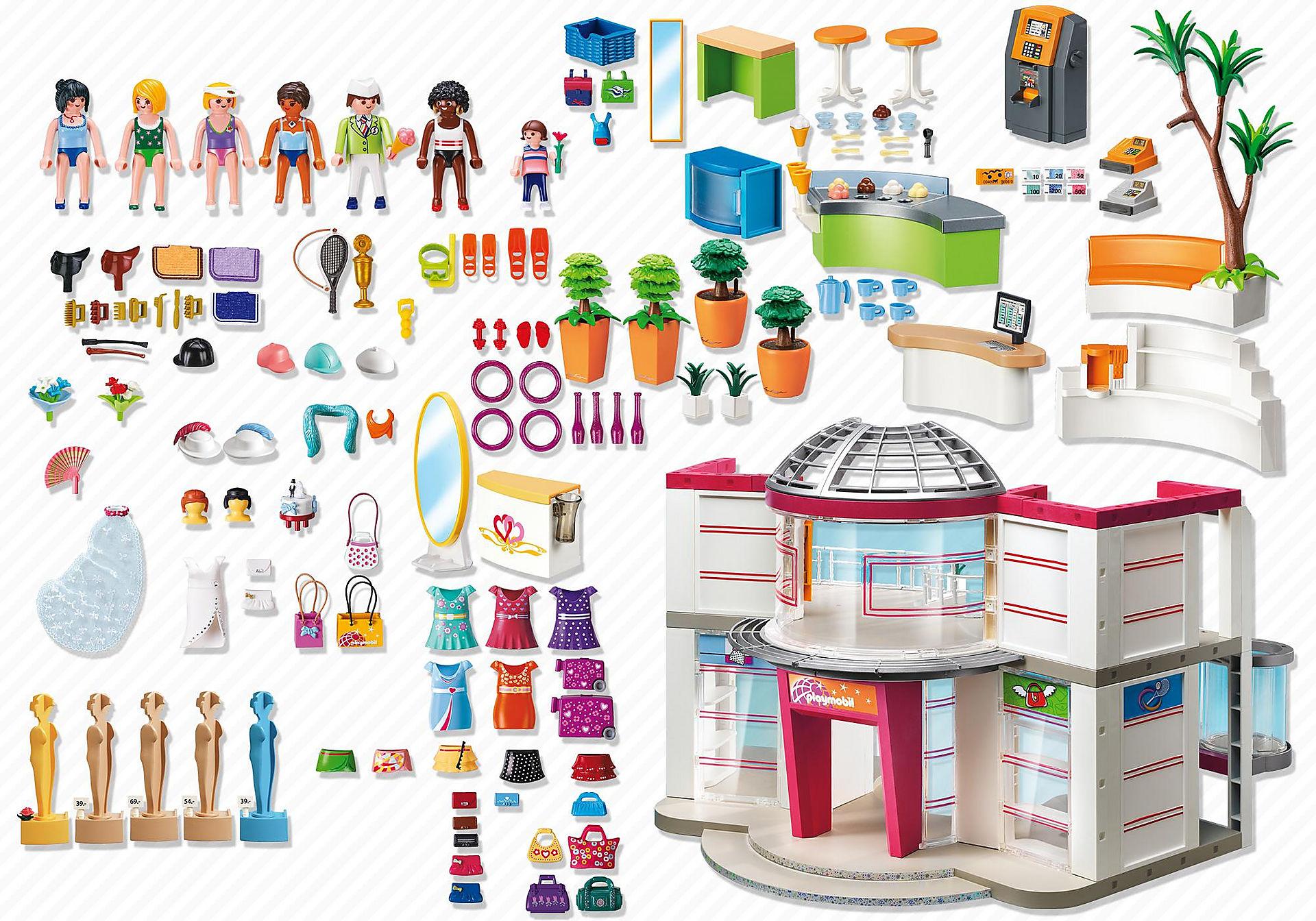 http://media.playmobil.com/i/playmobil/5485_product_box_back/Furnished Shopping Mall