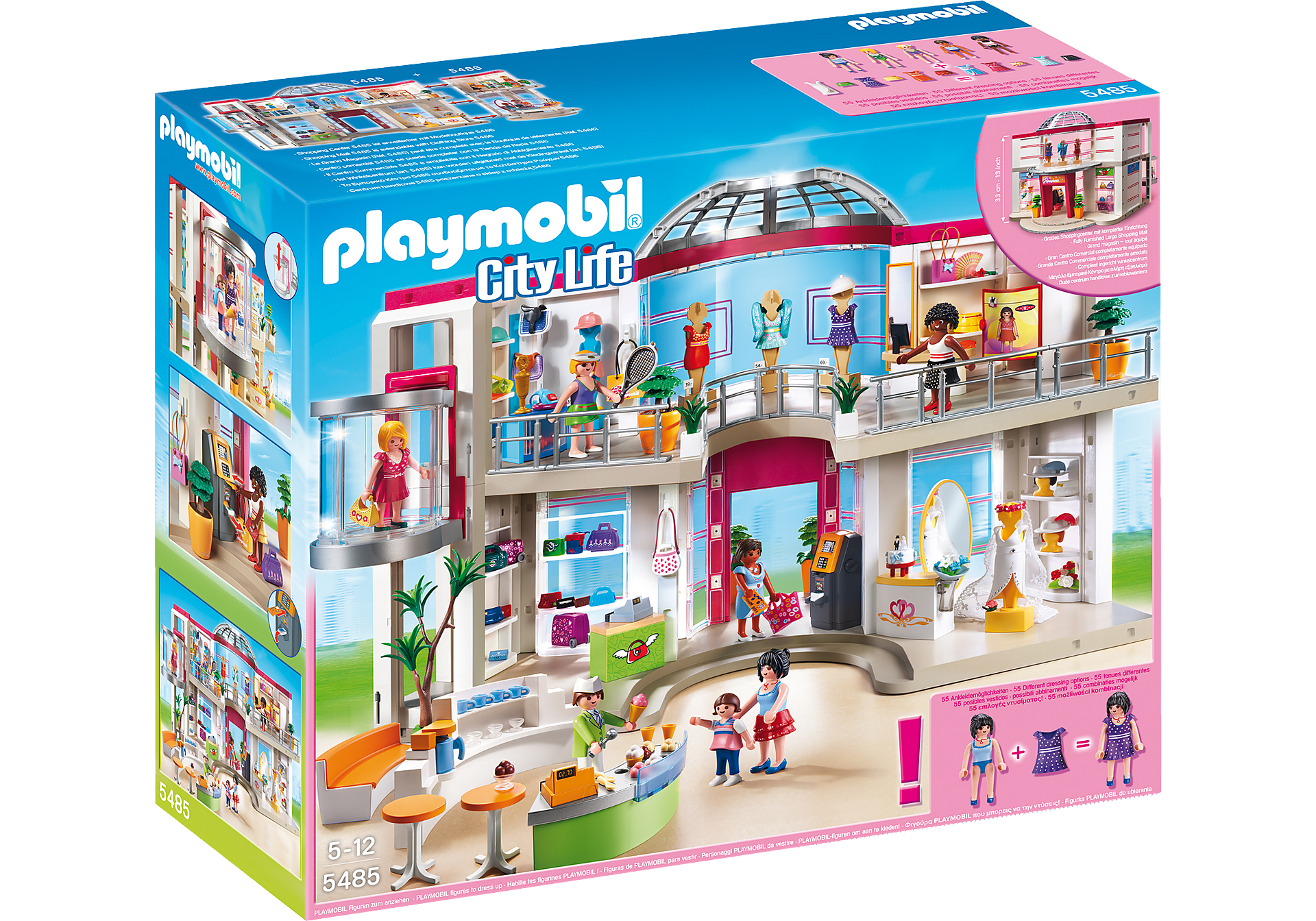 http://media.playmobil.com/i/playmobil/5485_product_box_front/Compleet ingericht Winkelcentrum