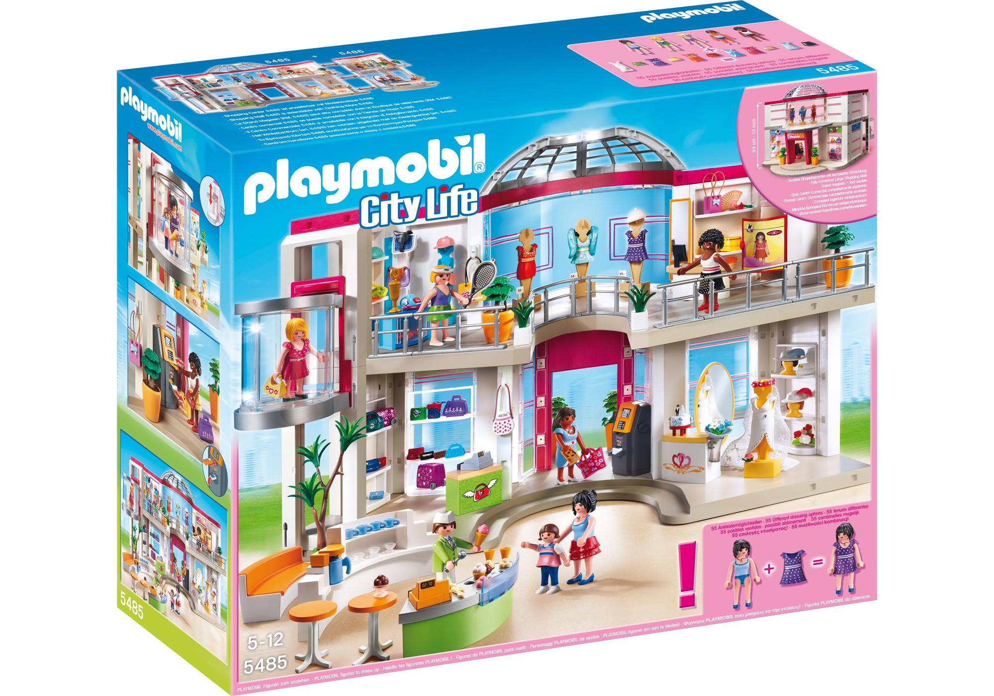 http://media.playmobil.com/i/playmobil/5485_product_box_front/Compleet ingericht Winkelcentrum