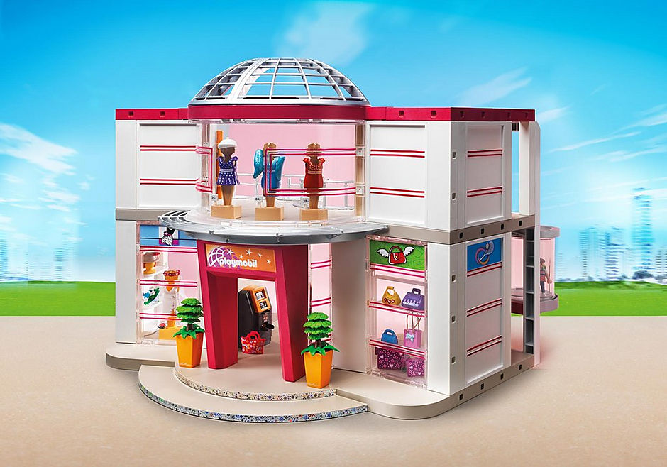 http://media.playmobil.com/i/playmobil/5485_product_extra5/Furnished Shopping Mall