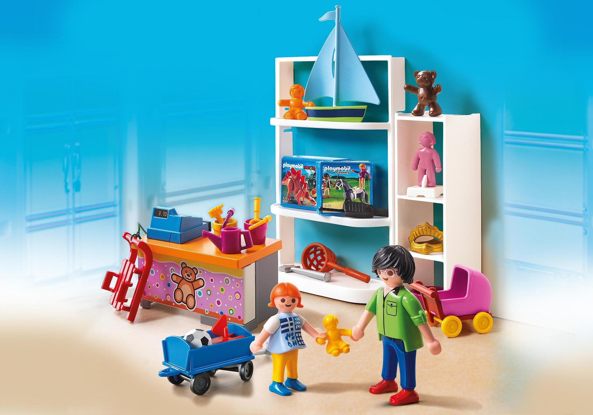 magasin de jouets 5488 playmobil france. Black Bedroom Furniture Sets. Home Design Ideas