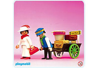 5503-A dame/porteur/chariot