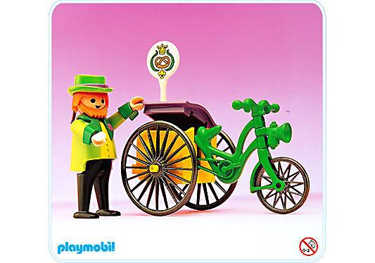 5506-A Fahrradbote detail image 1