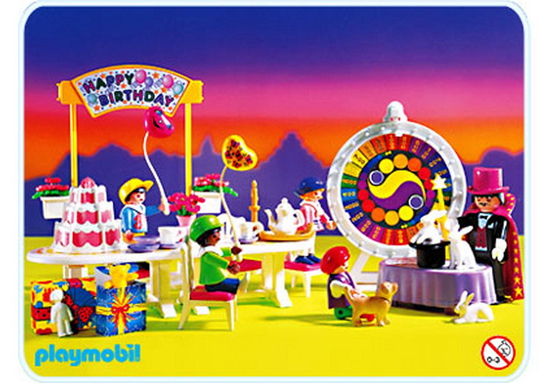 5511-A Enfants / magicien / go¿ter d`anniversaire zoom image1
