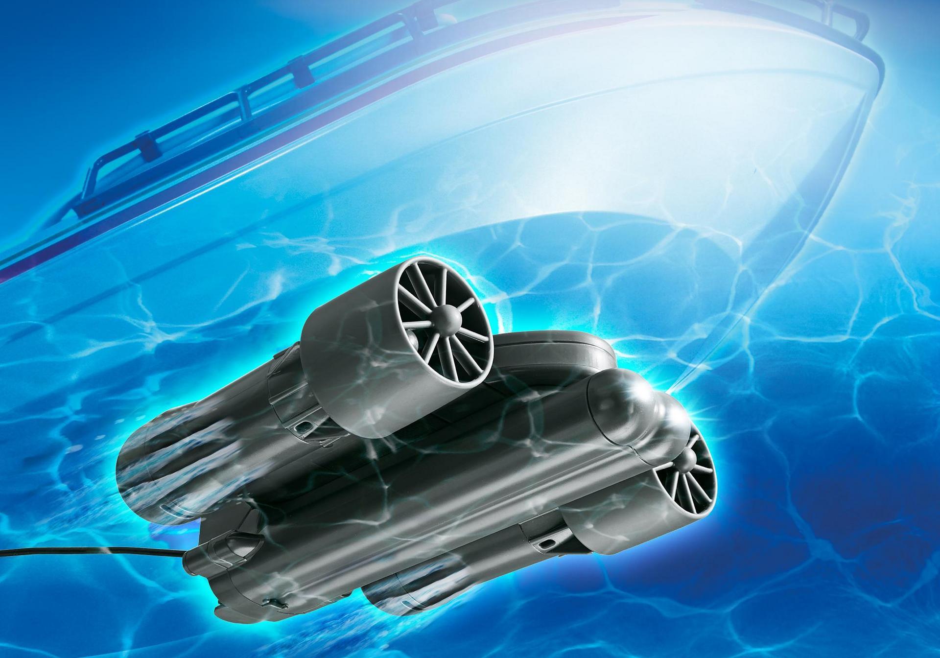 Rc Underwater Motor 5536 Playmobil Usa