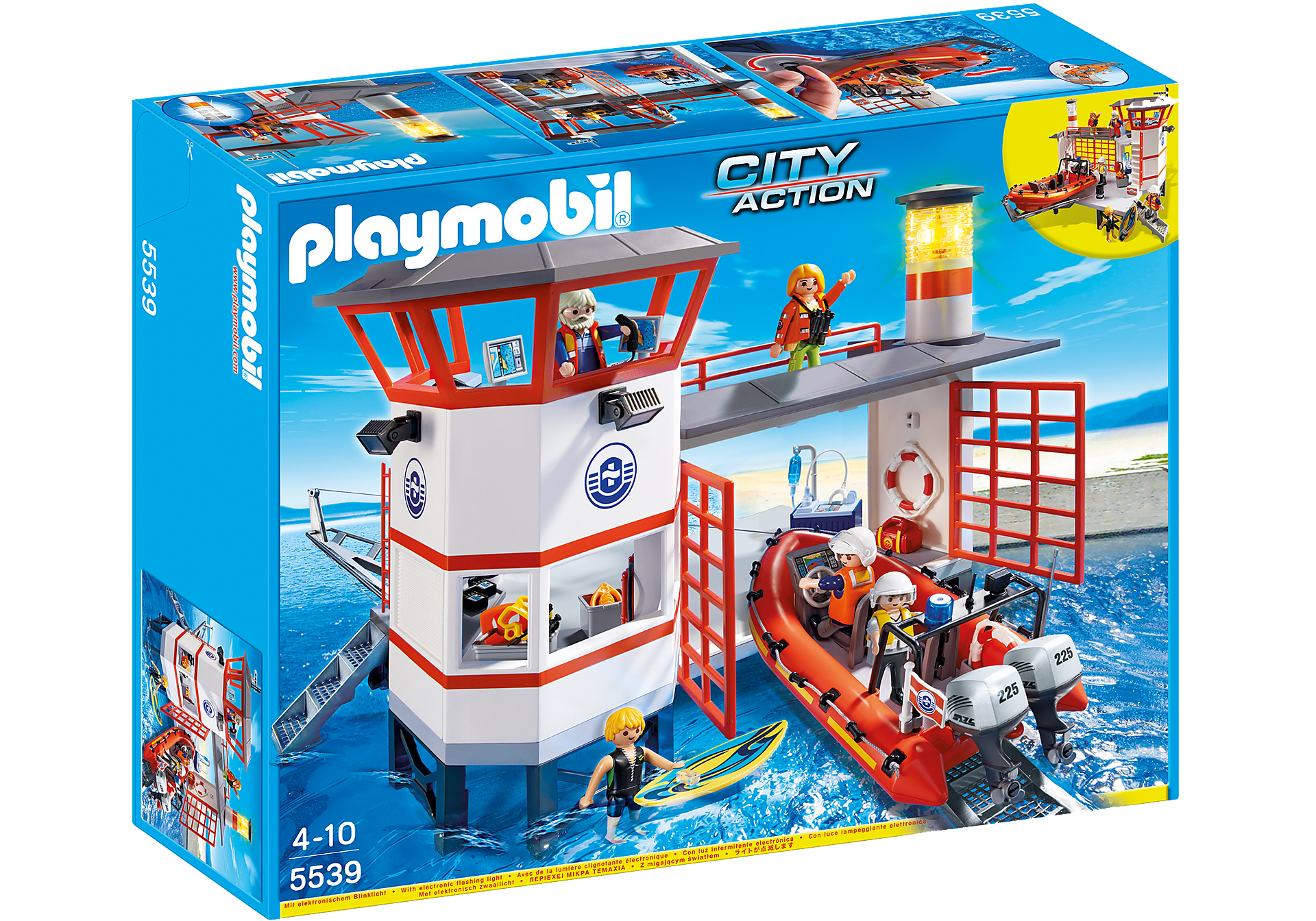 http://media.playmobil.com/i/playmobil/5539_product_box_front/Πλωτή βάση ακτ/κής με φάρο