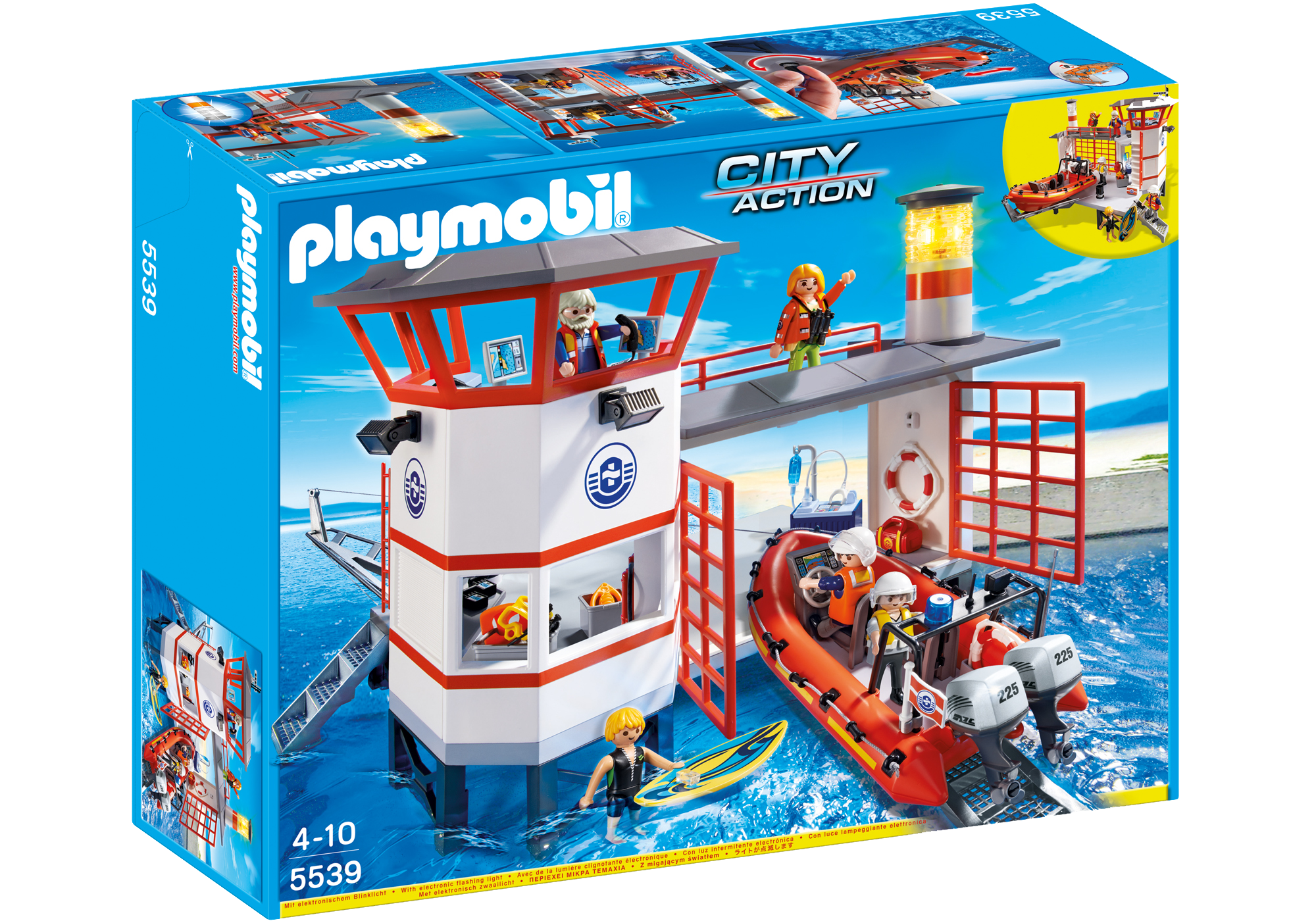 http://media.playmobil.com/i/playmobil/5539_product_box_front/Coast Guard Station with Lighthouse