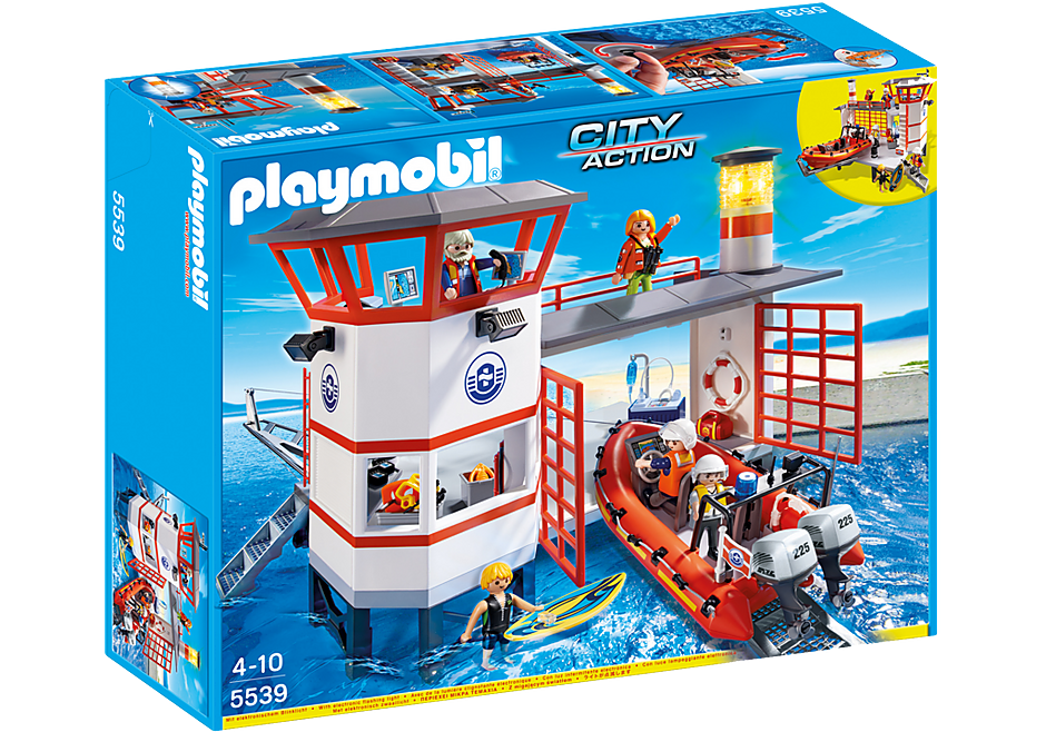 http://media.playmobil.com/i/playmobil/5539_product_box_front/Estación Guardacostas con Faro