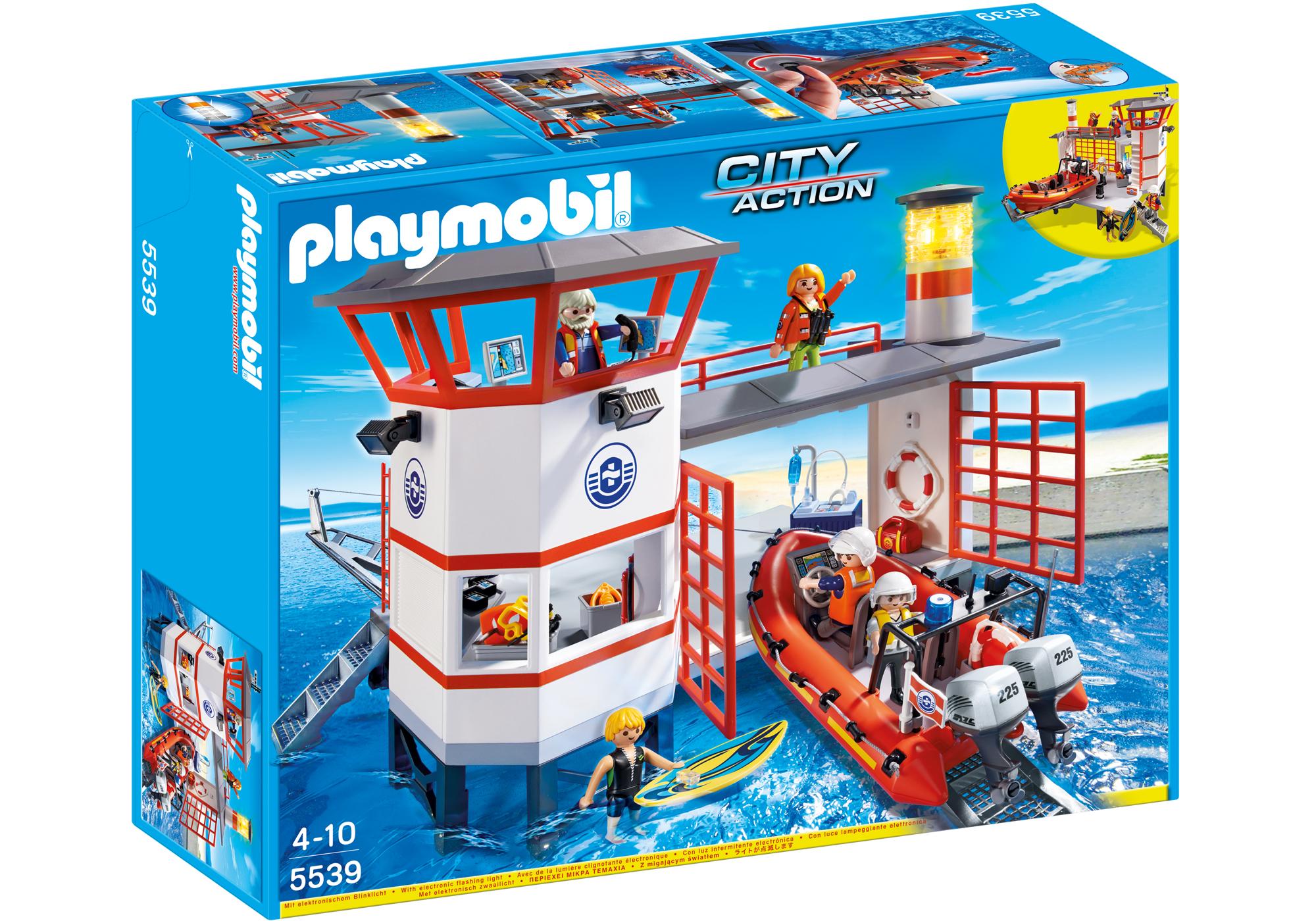 http://media.playmobil.com/i/playmobil/5539_product_box_front/Kwatera straży przybrzeżnej z latarnią