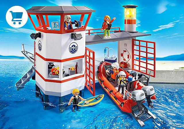 5539_product_detail/Kwatera straży przybrzeżnej z latarnią