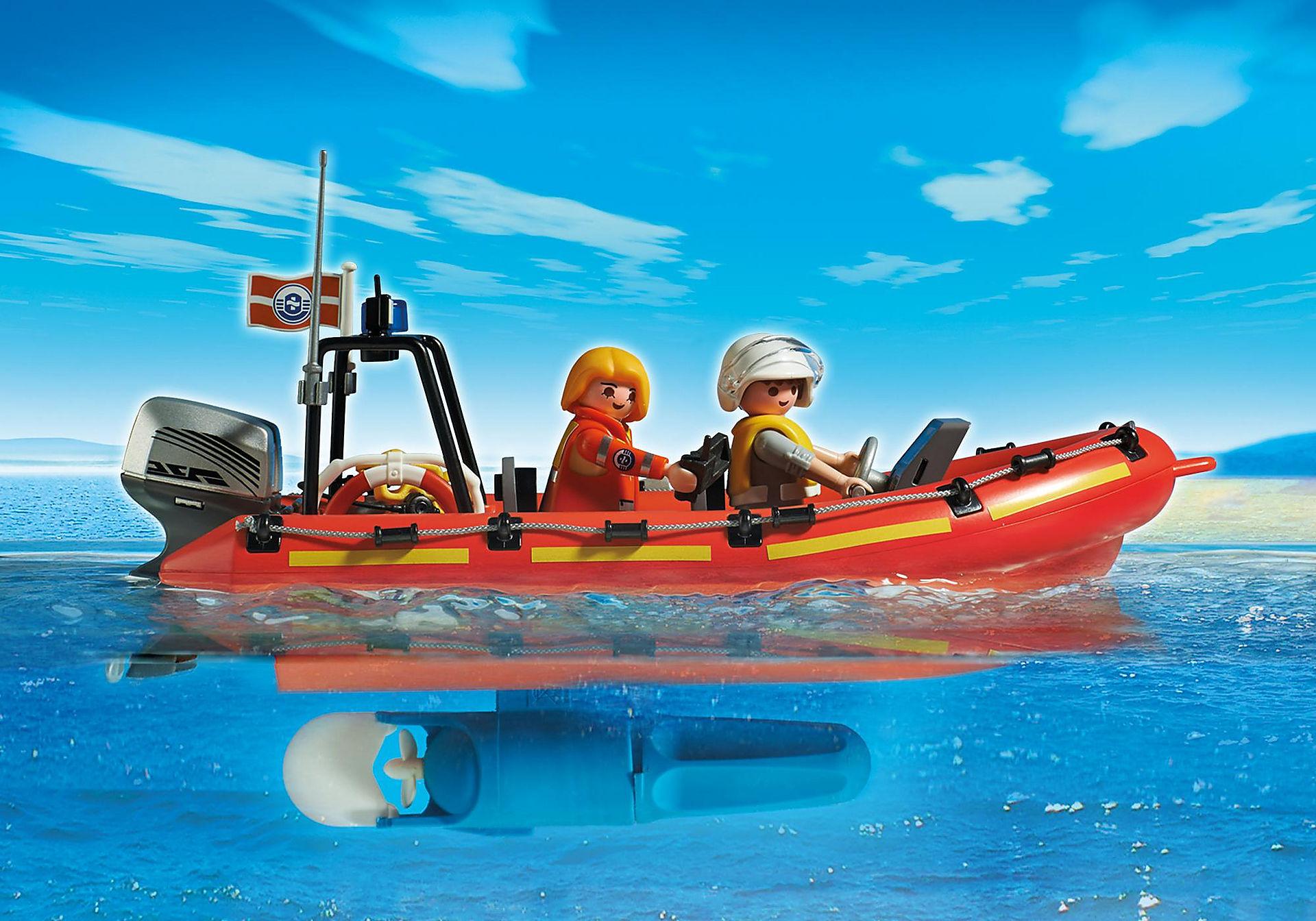 5539 Poste de secours des sauveteurs en mer zoom image5