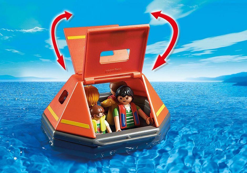 Kinder PLAYMOBIL Rettungsinsel Best Mini Figuren Spielzeug für Spiel NEU
