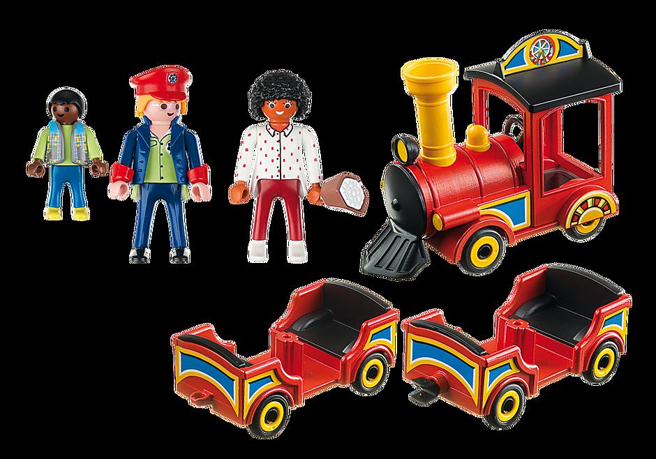 5549 Children's Train detail image 3