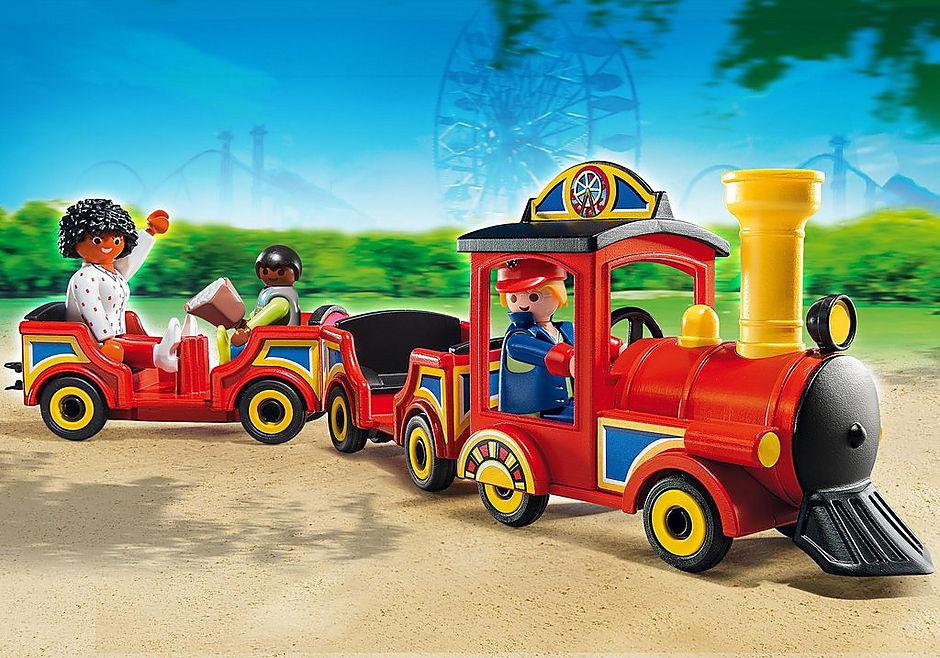 5549 Children's Train detail image 1