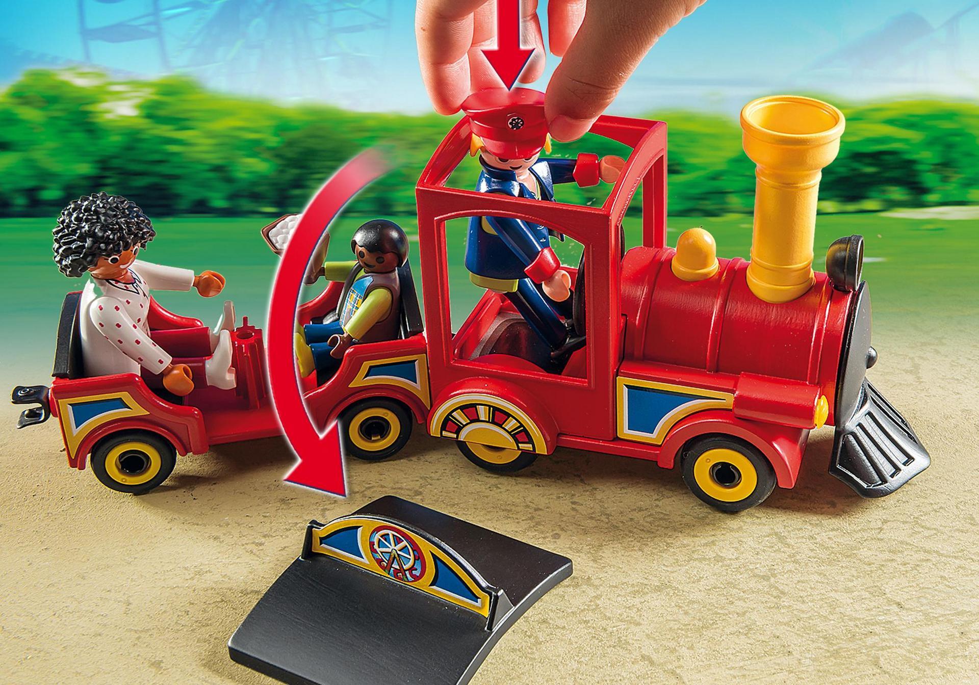 Petit train 5549 playmobil france - Train playmobil ...