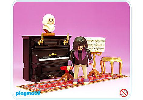 5551-A Salon de musique detail image 1