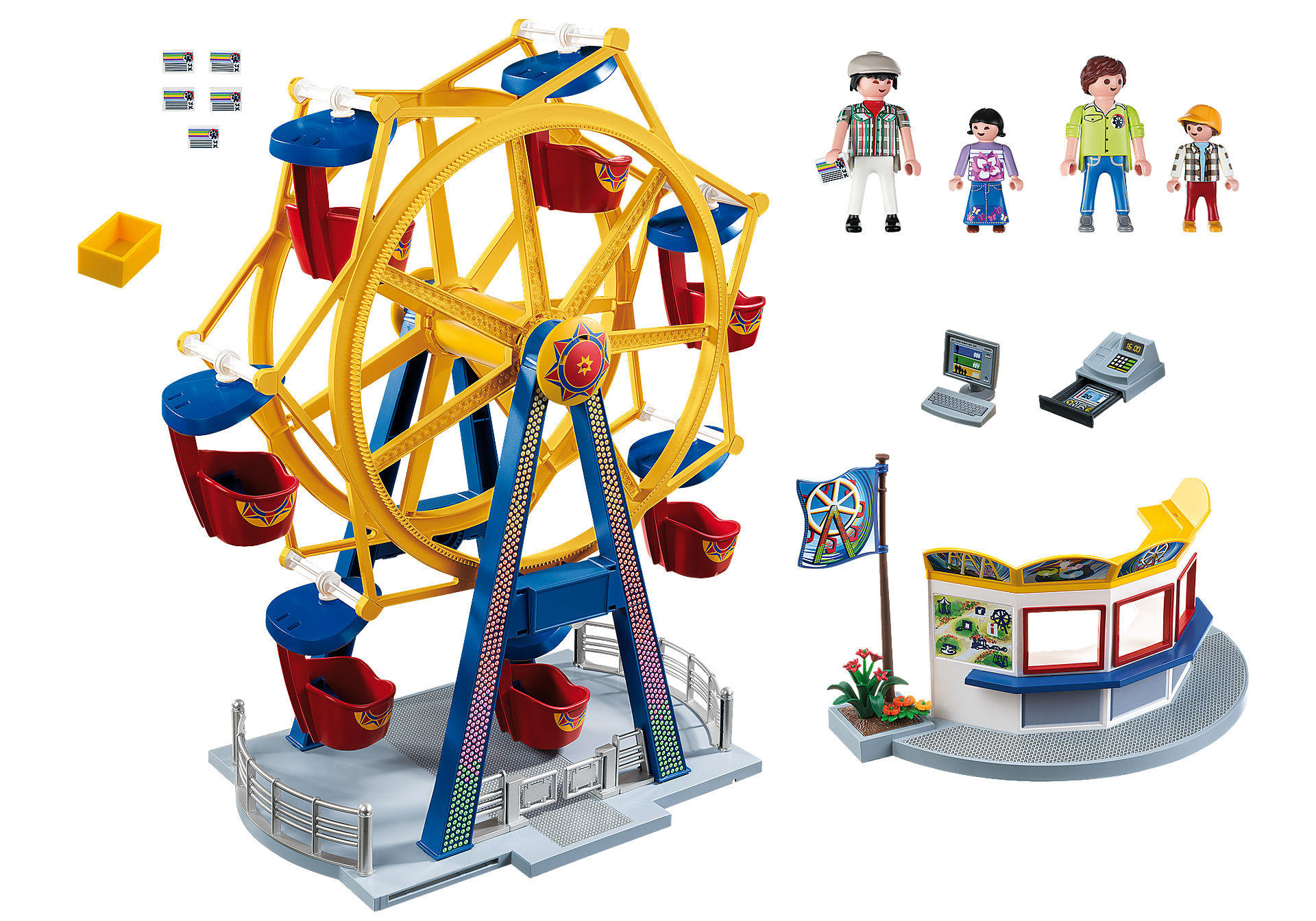 http://media.playmobil.com/i/playmobil/5552_product_box_back/Ferris Wheel with Lights
