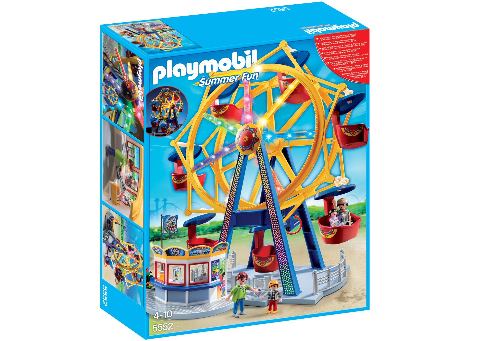http://media.playmobil.com/i/playmobil/5552_product_box_front/Ρόδα Λούνα Παρκ με φώτα