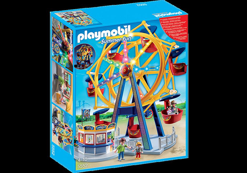 http://media.playmobil.com/i/playmobil/5552_product_box_front/Groot draairad met kleurrijke verlichting