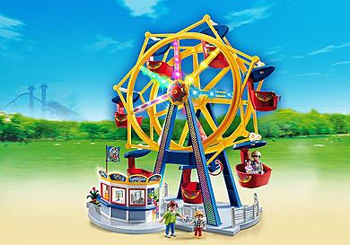 5552 Ferris Wheel with Lights