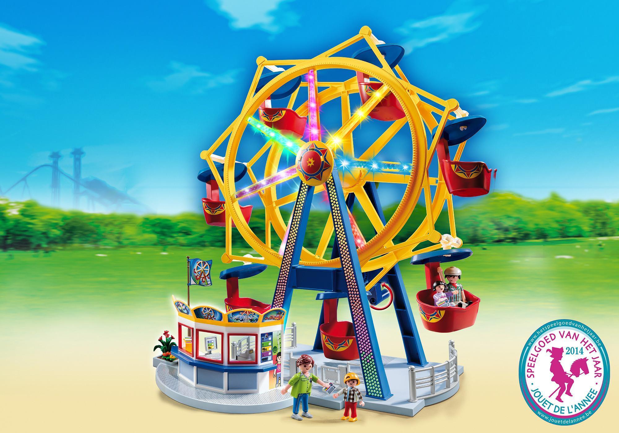 http://media.playmobil.com/i/playmobil/5552_product_detail/Groot draairad met kleurrijke verlichting