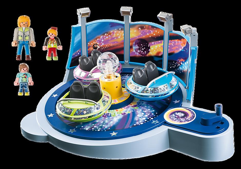 http://media.playmobil.com/i/playmobil/5554_product_box_back/Περιστρεφόμενα διαστημόπλοια με φώτα