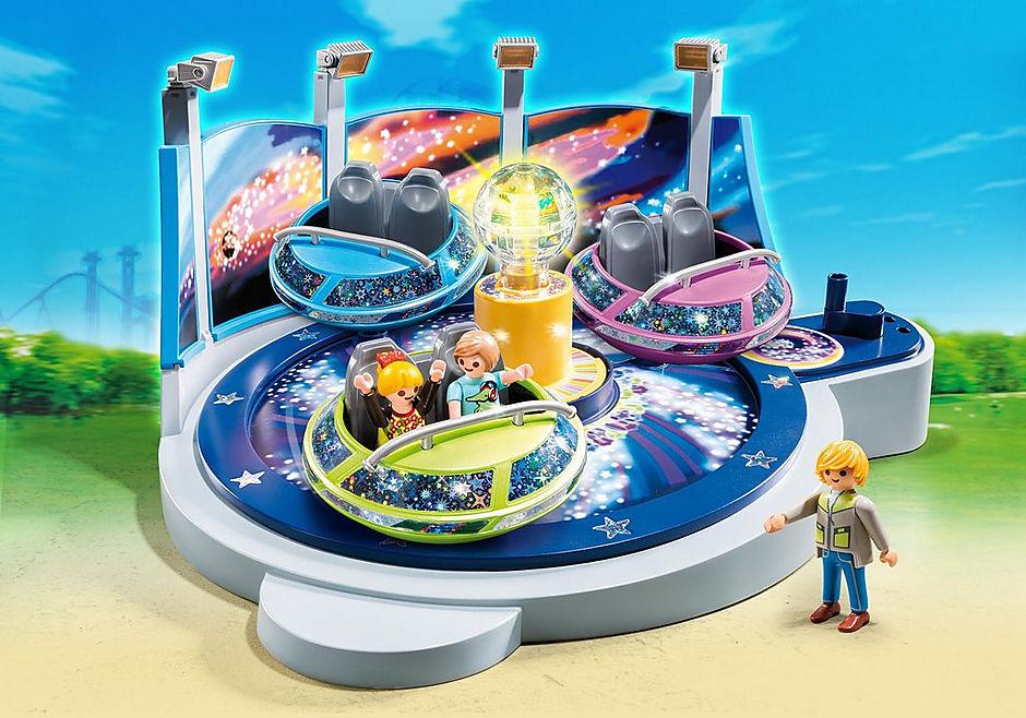 http://media.playmobil.com/i/playmobil/5554_product_detail/Περιστρεφόμενα διαστημόπλοια με φώτα