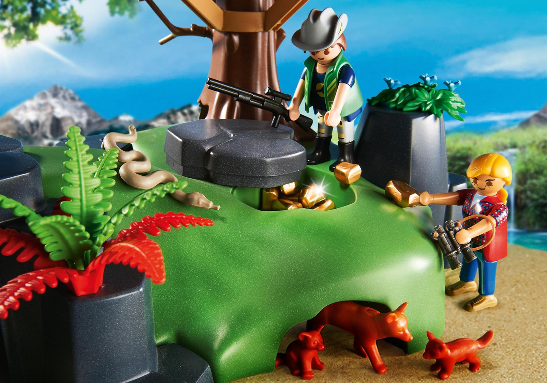 Adventure Tree House 5557 Playmobil