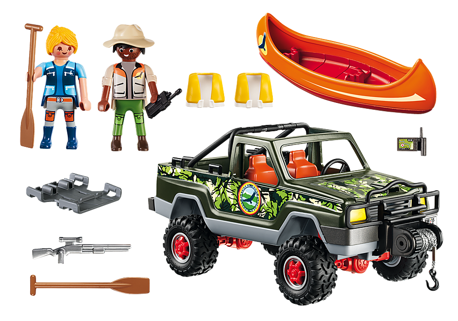 5558 Adventure Pickup Truck detail image 4