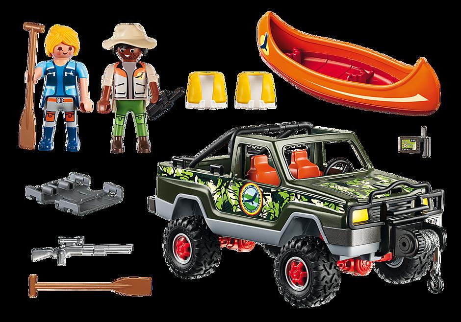 5558 Pickup-avventura  con canoa detail image 4
